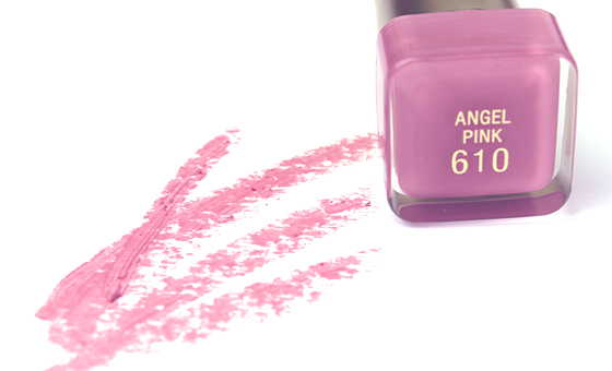 610 Angel Pink Colour Elixir Max Factor