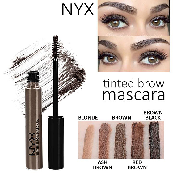 Tinted Brow Mascara nyx