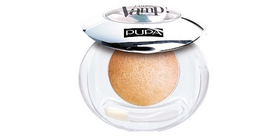 Запеченные тени Vamp Wet&Dry Eyeshadow 202 TRUE GOLD