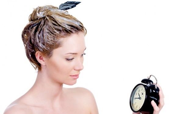 борьба сухих волос